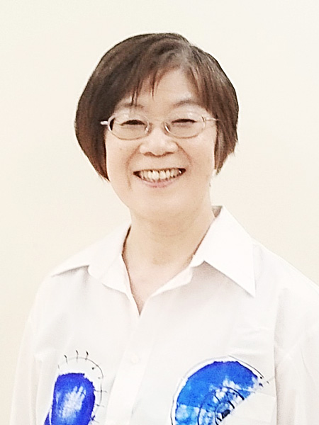 阪口 美由紀 Miyuki Sakaguchi